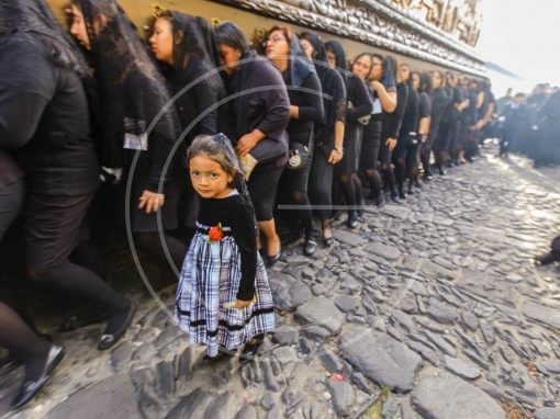 All Saints day celebration Guatemala