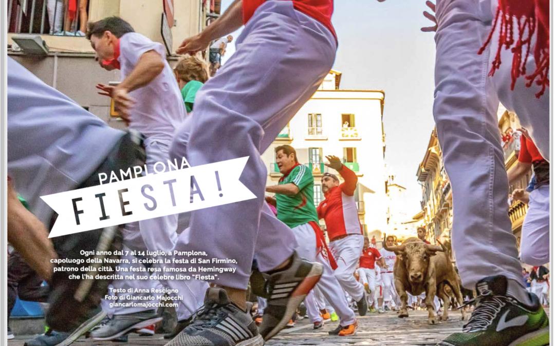 "LatitudesLife  ""Pamplona: Fiesta!"""