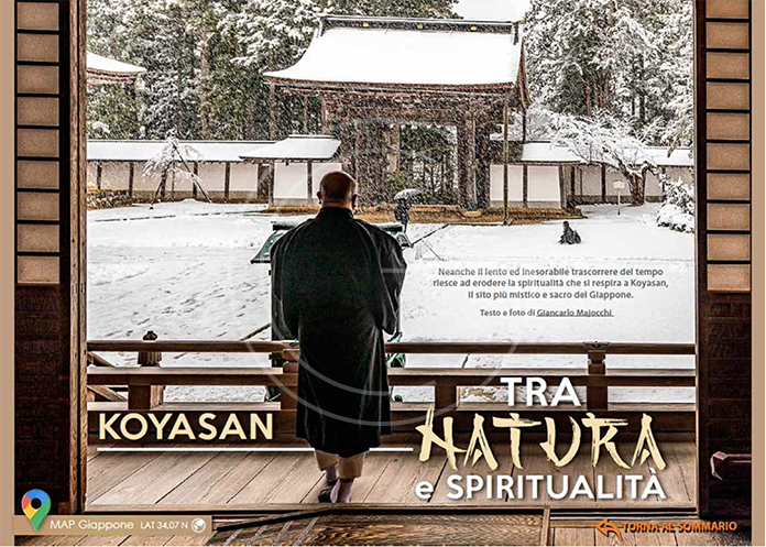 "LatitudesLife  ""Koyasan, Giappone mistico"""
